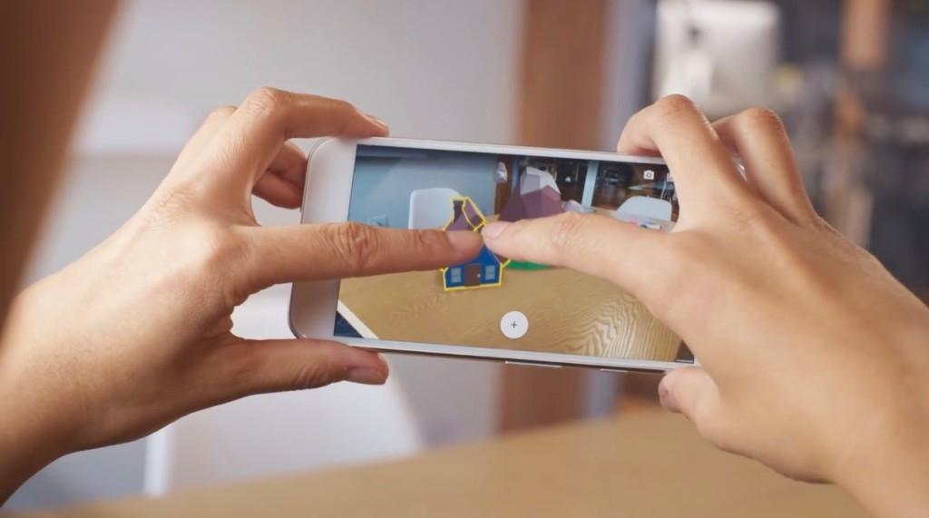 AR-стикеры Google стали доступны всем пользователям Android