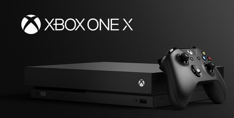 Обратная совместимость на приставках Xbox One X