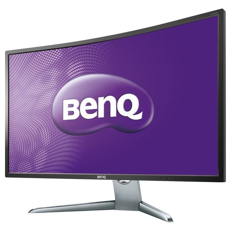 Игровой монитор BENQ EX3200R - элегантный и простой