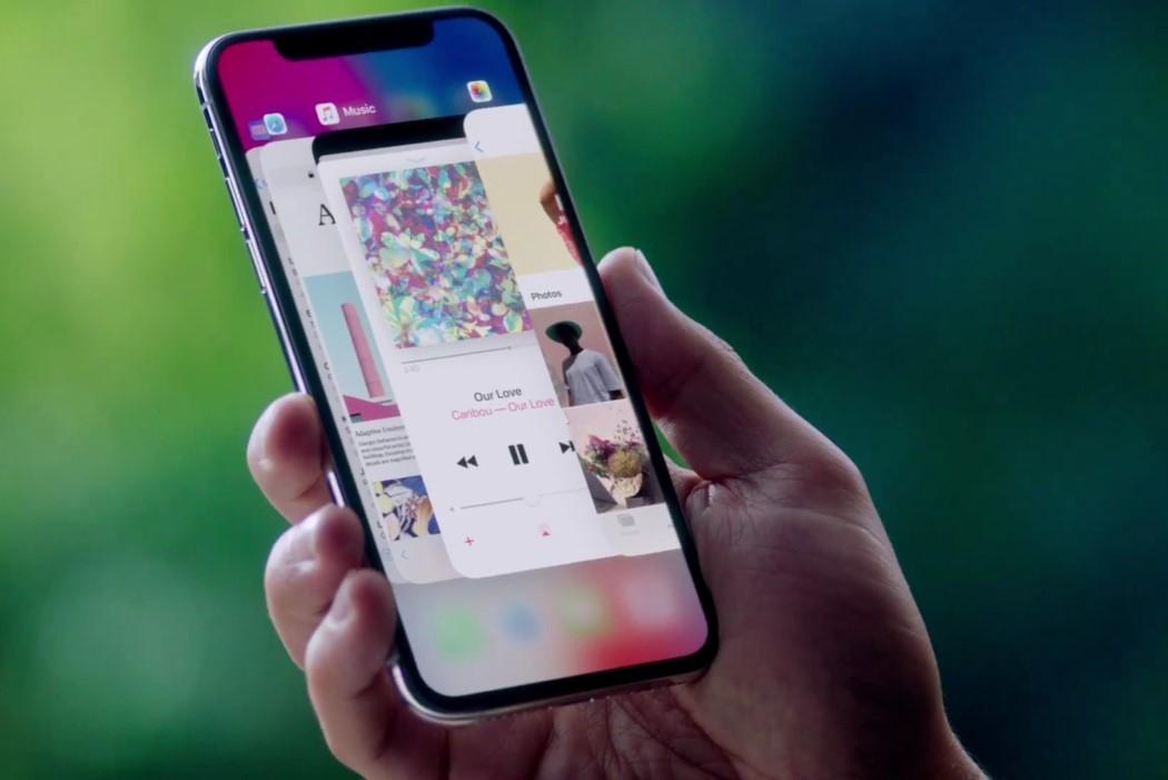 Какое применение нашла Apple фронтальной камере?