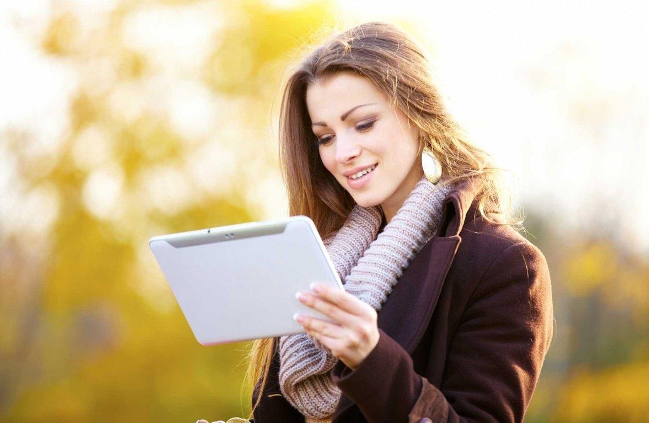 Как на планшете подключить интернет?