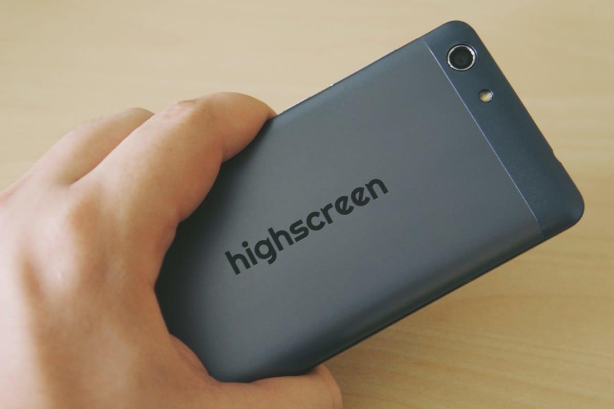 Новые смартфоны Highscreen работают неделю без подзарядки
