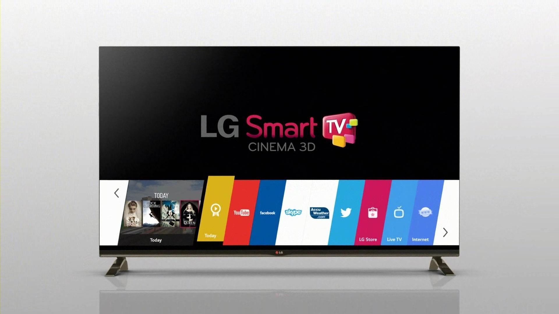 Какие есть полезные приложения для LG Smart TV?