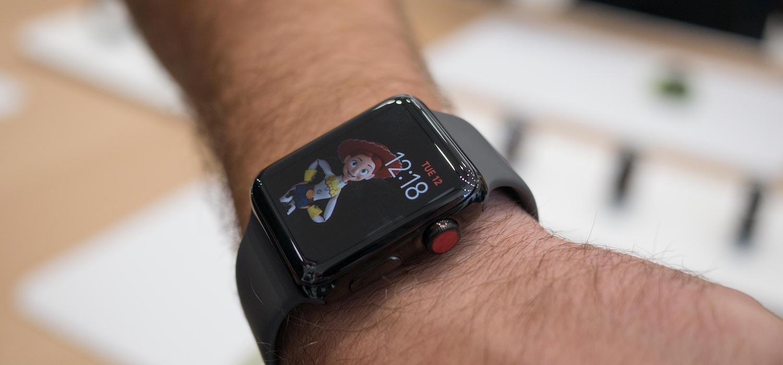 Умные часы Apple IWatch с LTE - ваш лучший фитнес помощник