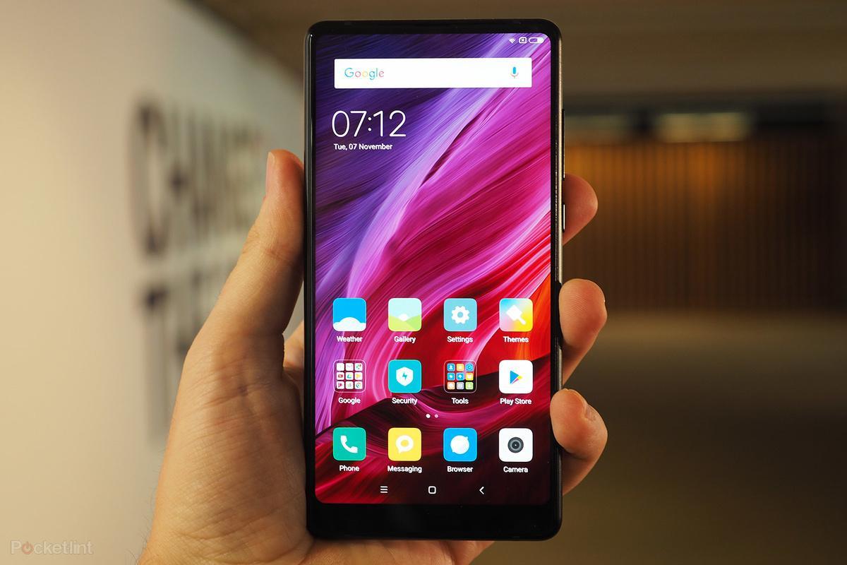 В Россию привезут Xiaomi Mi Mix 2