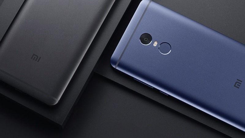 Лимитированная версия фаблета Redmi Note 4