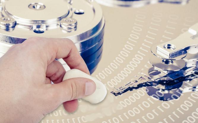 Восстановление файловой системы raw без потери данных