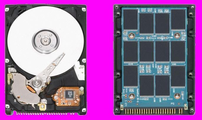 Снова о главном: HDD или SDD?