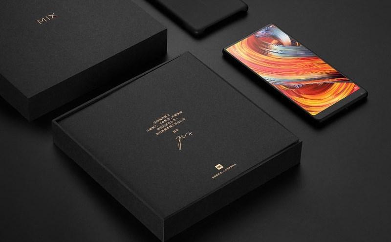 Xiaomi Mi MIX 2 - работа над ошибками