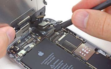 Как отличается время работы батареи Iphone 6S от Iphone X?