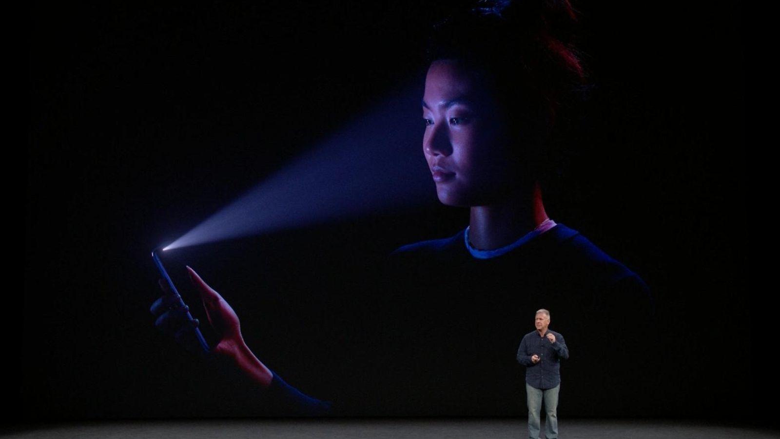 Apple опровергли слухи о качестве работы Face ID