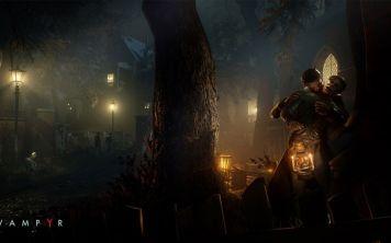 Vampyr - новый продолжатель дела Vampire: The Masckarad?
