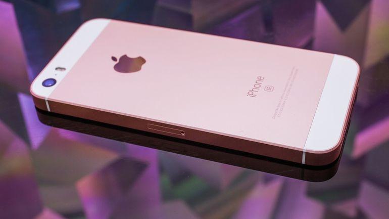Цена на iPhone SE резко упадет
