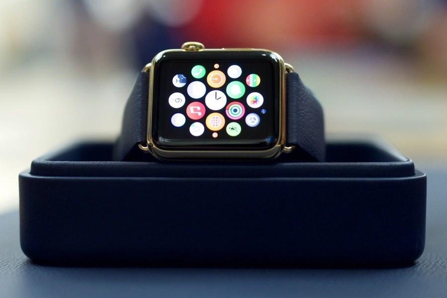 Nike выпустила специальную версию Apple Watch
