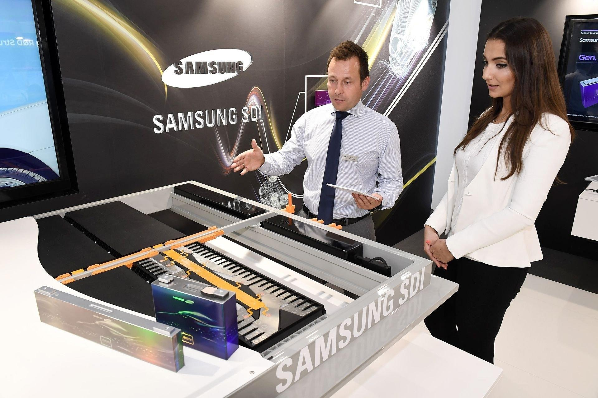 Samsung внезапно обошла Tesla, анонсировав эффективныеаккумуляторы для электрокаров