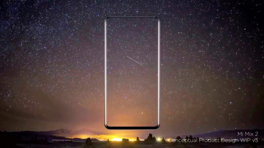 Главная фишка нового iPhone раньше появится у Xiaomi Mi Mix 2