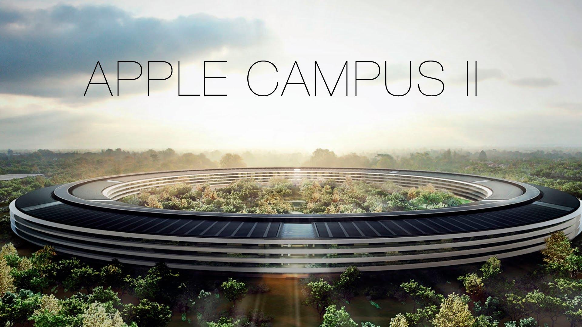Почему сотрудники Apple не в восторге от нового кампуса компании?