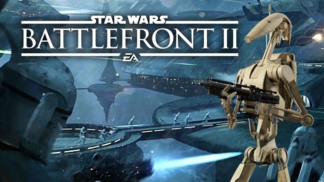 Новые изменения в Star Wars Battlefront 2