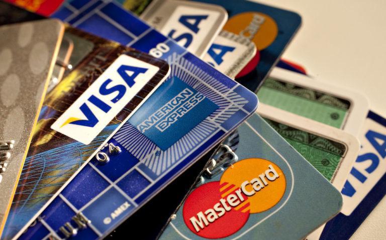 Когда появилась первая банковская карта?