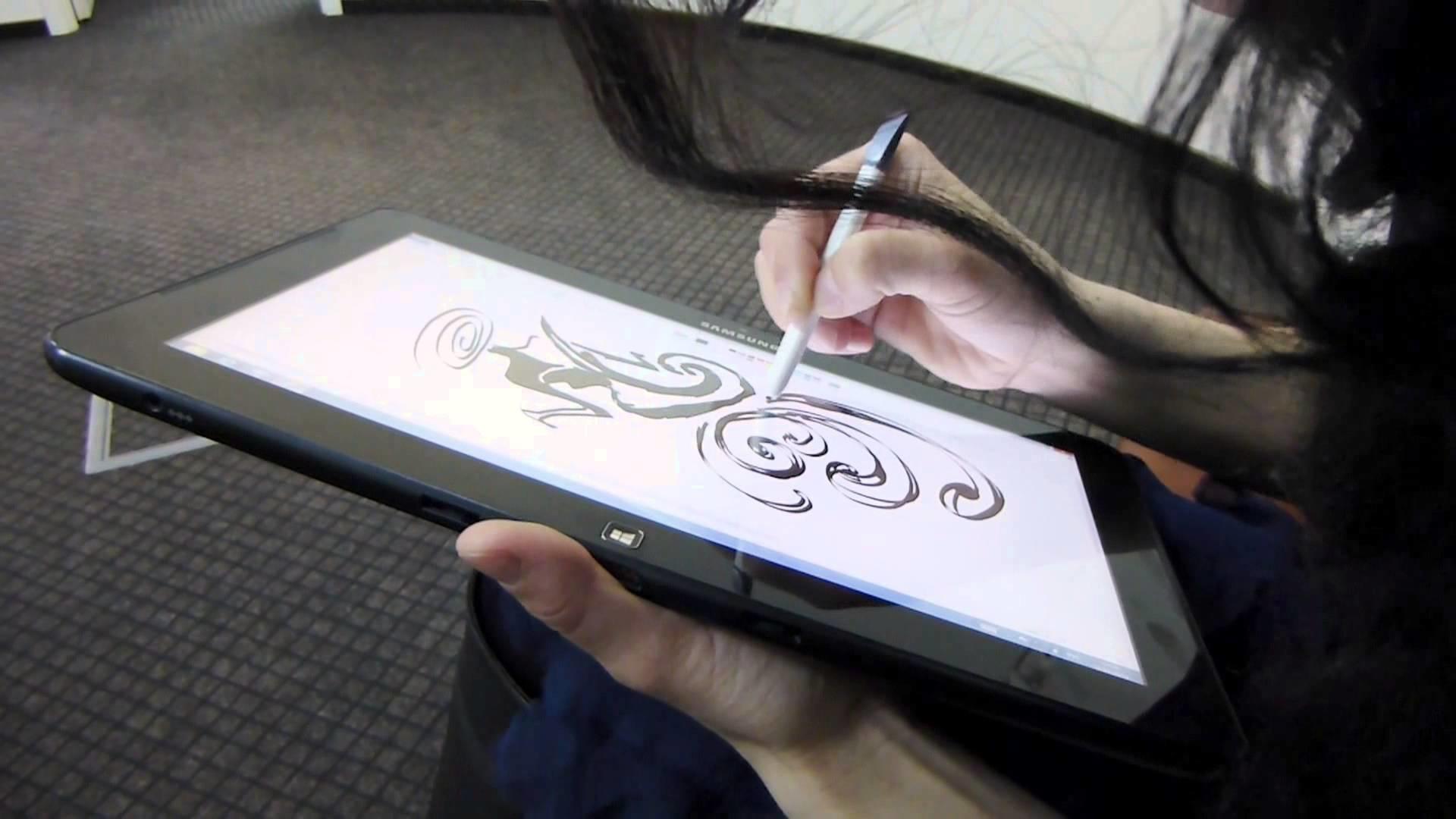 Как выбрать графический планшет для рисования?