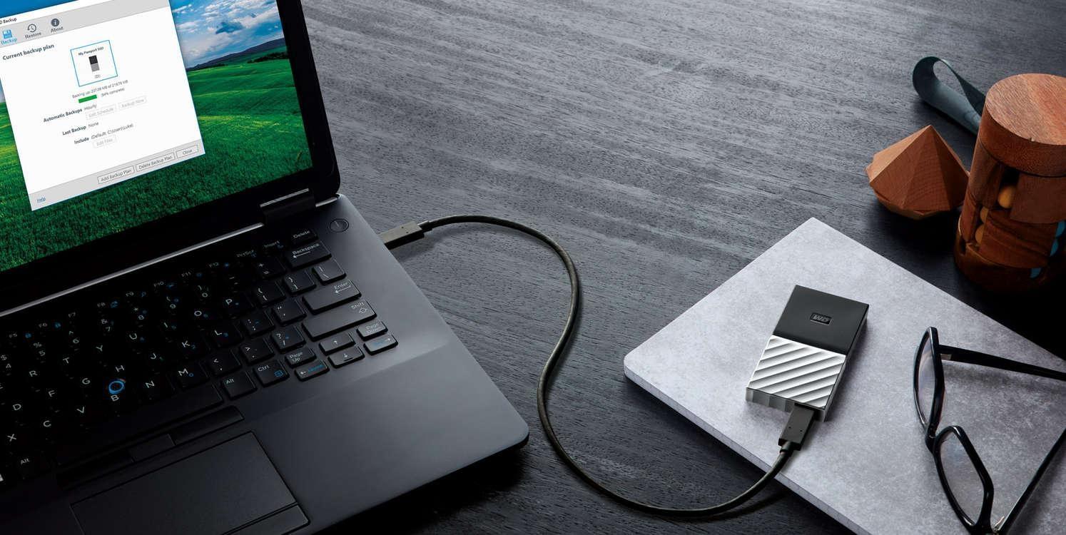 Миграция Windows на SSD