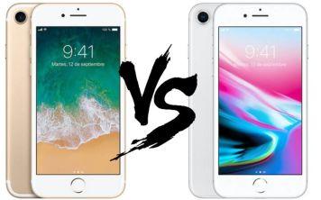 Видео сравнение iPhone 8/iPhone 8 Plus и iPhone 7/iPhone 7 Plus
