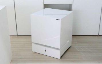 Panasonic представила робот-холодильник,отзывающийся на голос