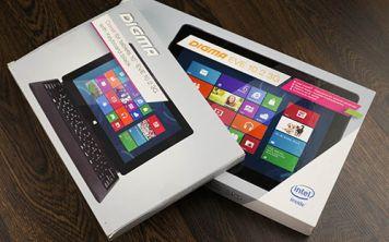 Digma EVE 1400. Ноутбук по цене планшета