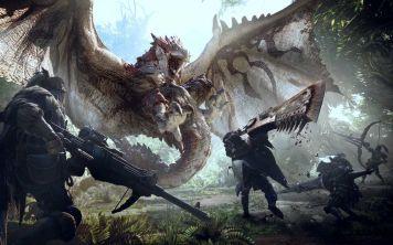 Прохождение Monster Hunter World займет 50 часов