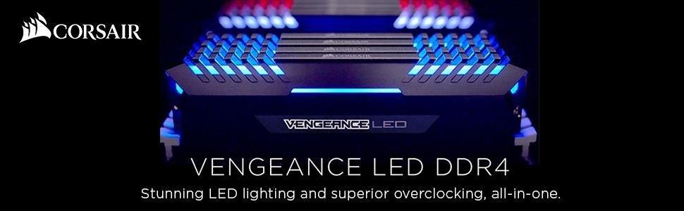 Corsair Vengeance LED - RAM для истинных ценителей