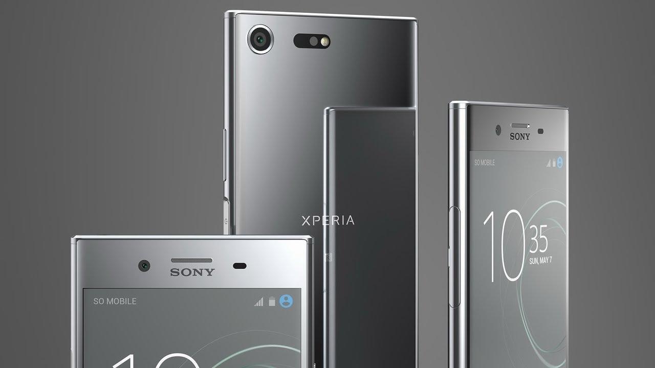 Смарт помощник - Sony Xperia XZ и Sony Xperia XZS