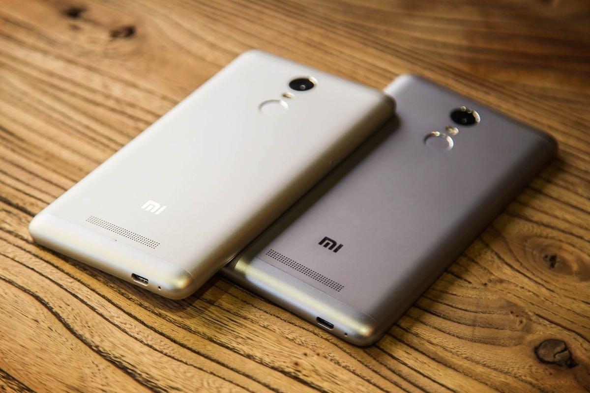 Xiaomi показывают бурный рост