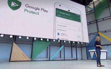 Google будет ставить метку на «безопасные»устройства со встроенным антивирусом