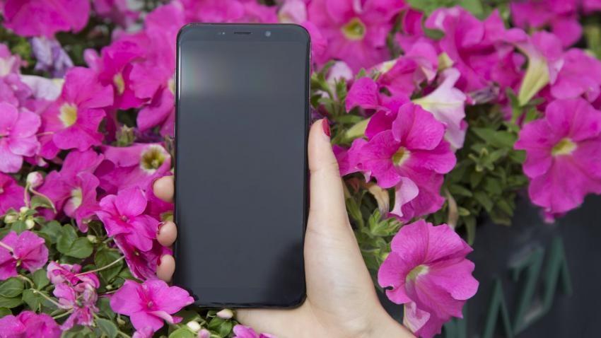 Новый Meiigoo Note 8 с биометрическим сенсором