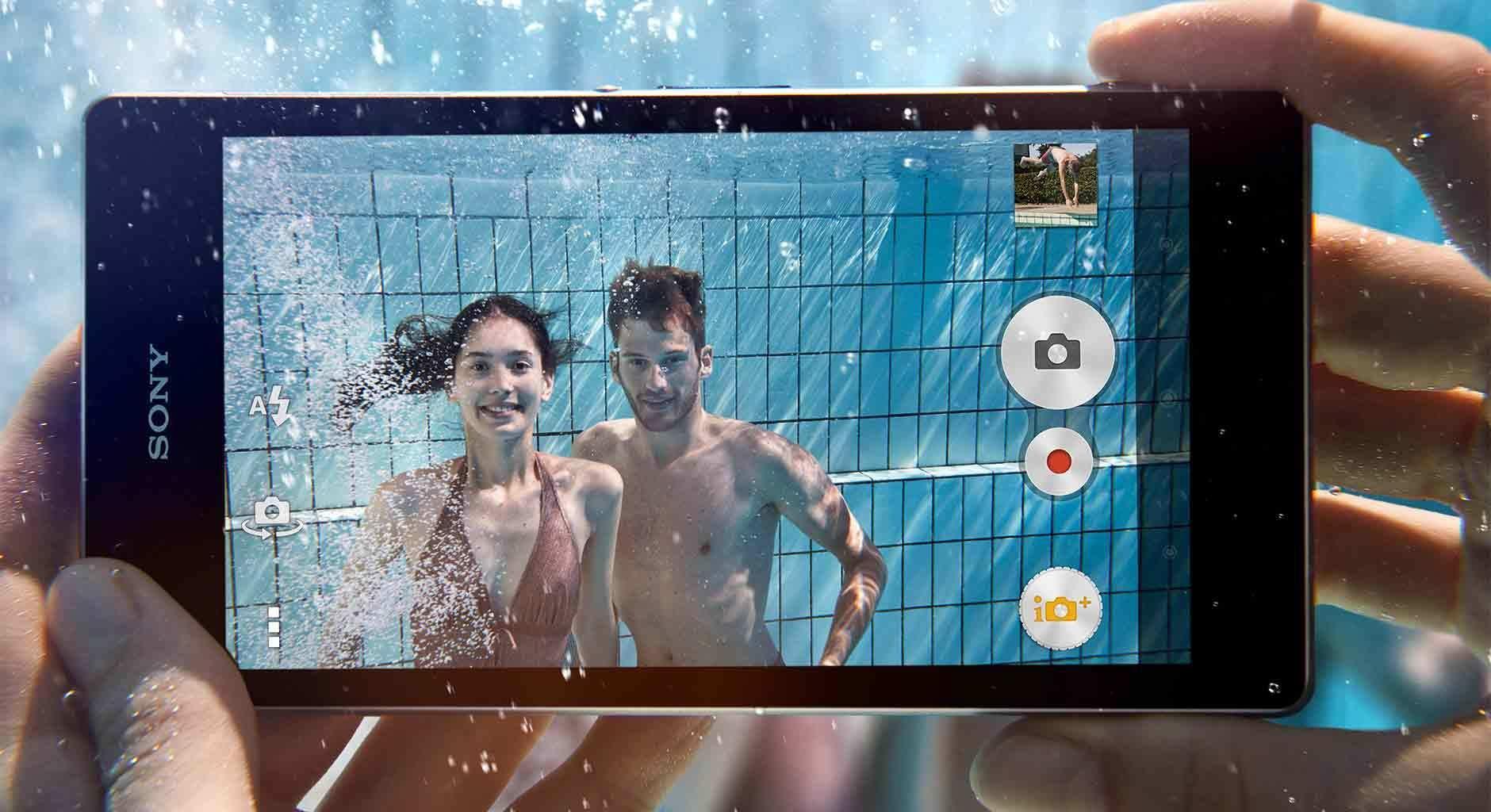 Sony выплатит компенсацию за попадание воды в смартфон
