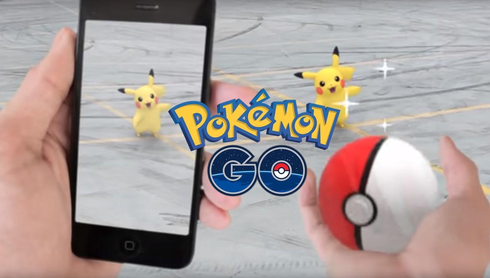 Почему все сходят с ума от Pokemon Go