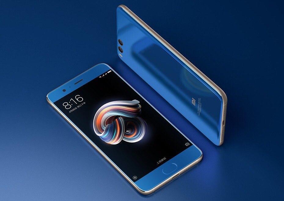 Xiaomi Mi Note 3 всего за $300