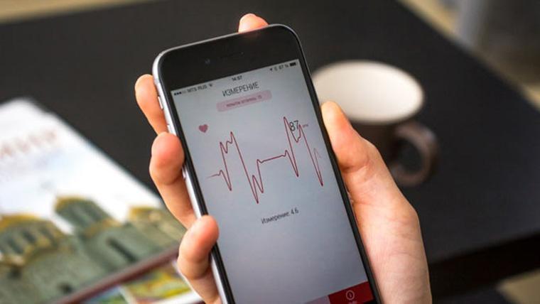 С помощью iPhone можно измерить пульс