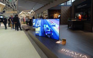 Sony представила свой флагманский телевизор