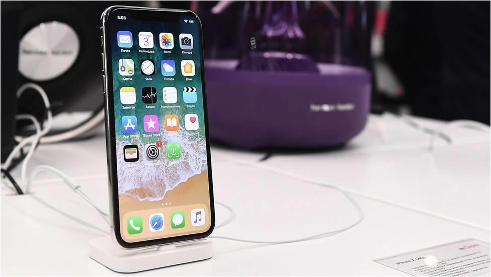 Специфика дисплея Iphone X