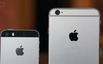 Сравнение моделей iPhone: 5s, 6s, 7