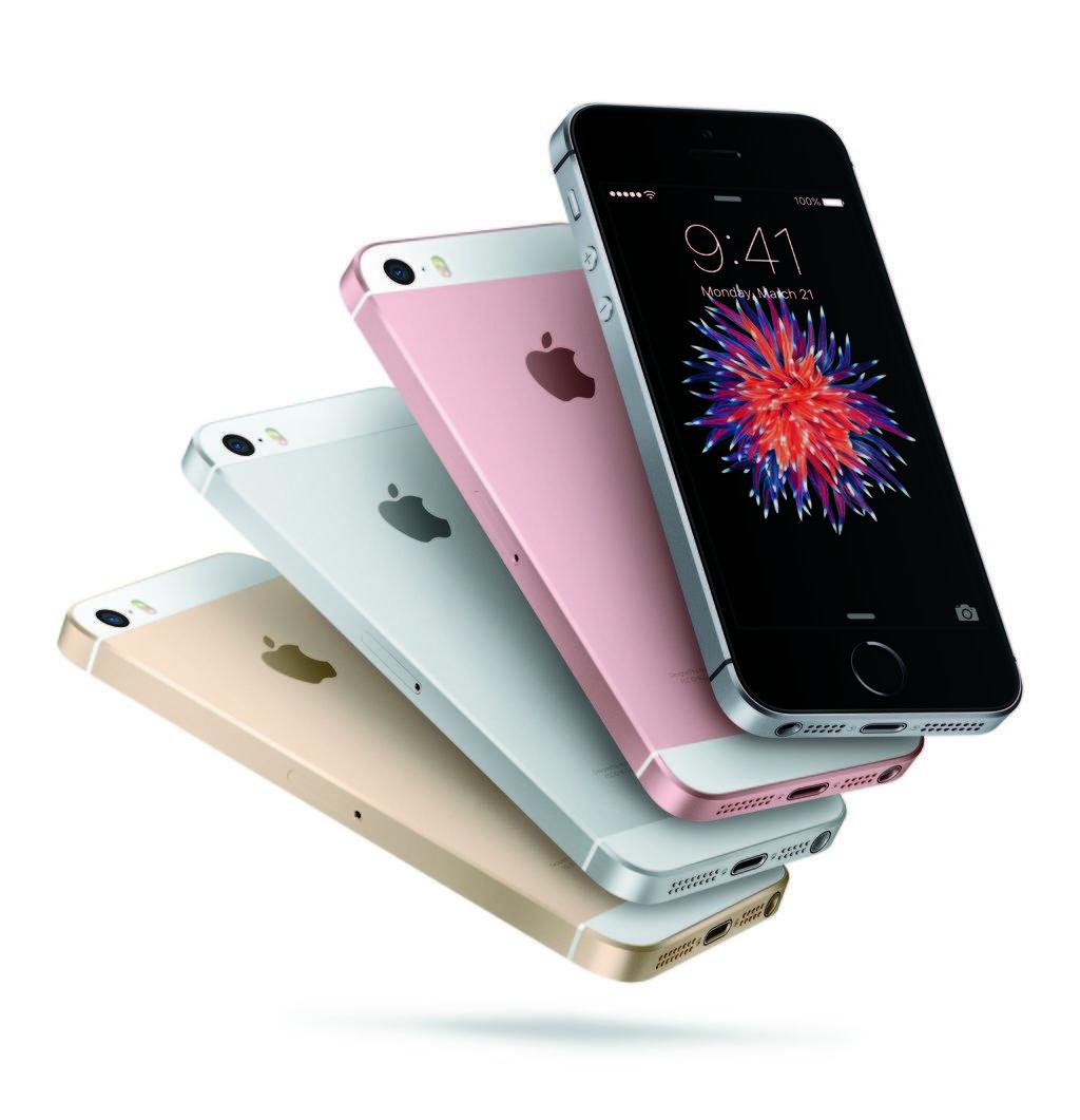 iPhone SE снова самый продаваемый в России смартфон