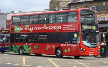 Что получится, если соединить любовь к кофе и двухэтажным автобусам