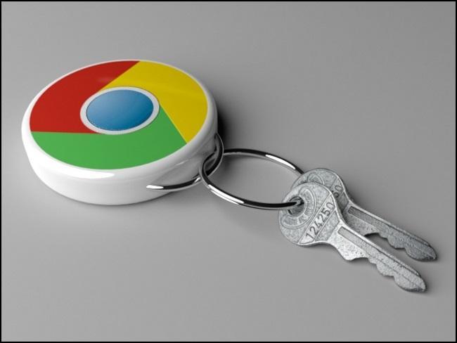 Где в chrome хранятся пароли?