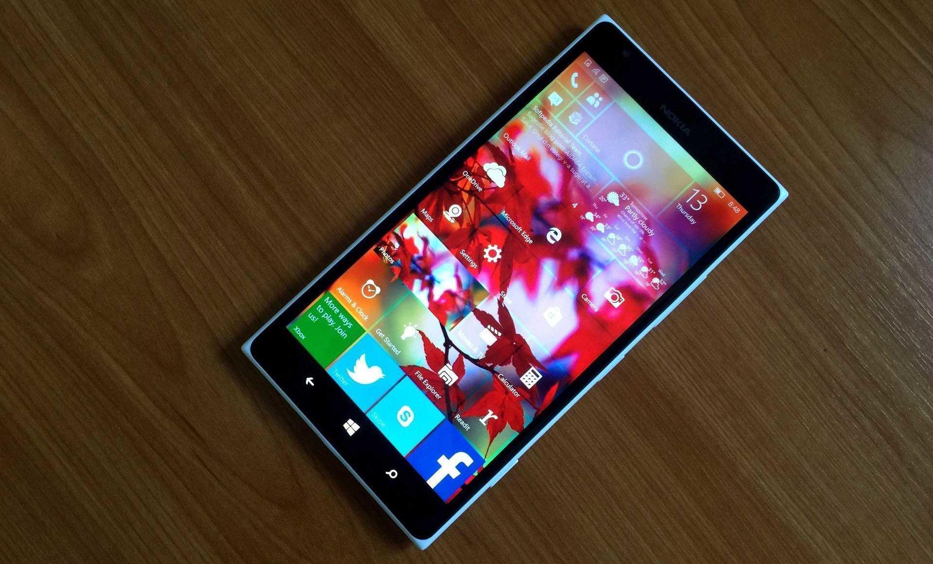 Windows 10 Mobile не будет поддерживать Аndroid приложения