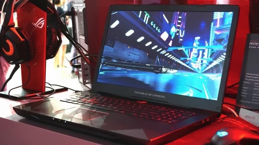 Процессор AMD Ryzen пошёл в игровые ноутбуки