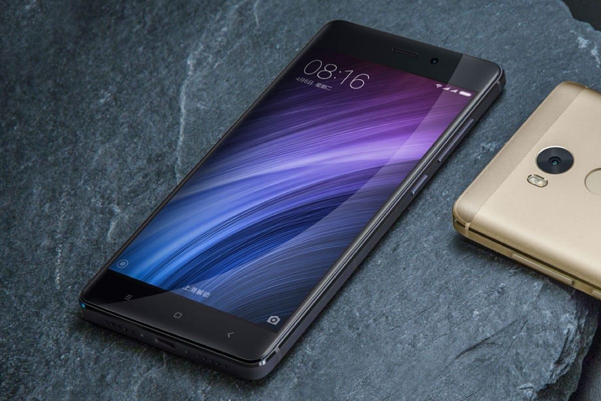 Xiaomi Redmi 4 - практически премиум характеристики за 10990 рублей