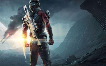 Mass Effect: Andromeda провалилась на Gamescom 2017