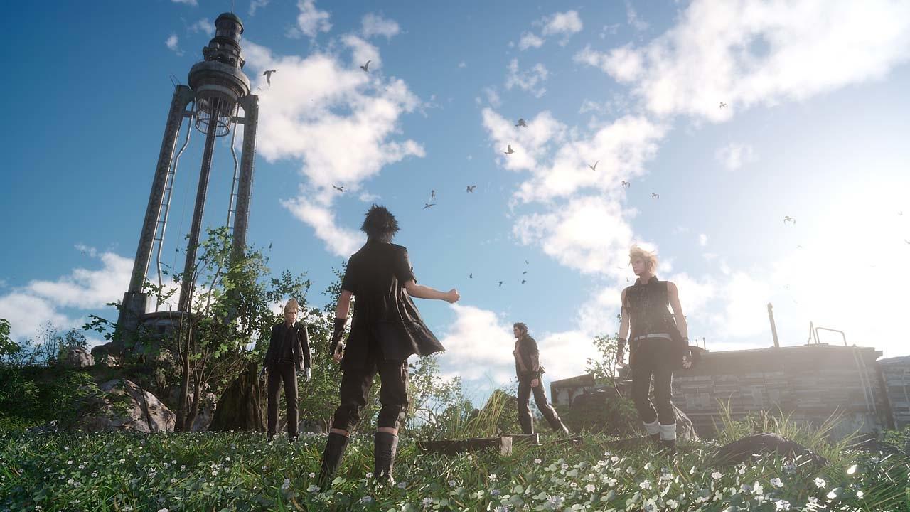 Хадзиме Табата: «Разрабатывать ПК-версиюFinal Fantasy XVоказалось в 100 раз легче»