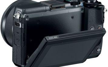 В апреле Canon выпустит в продажу сразу три новые камеры: две для любителей и одна - для видеоблоггеров